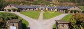 Secure your October School Holiday Week at Melfort, Argyll, Scotland for your family