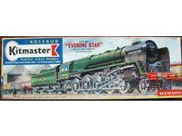 "Rosebud Kitmaster OO & HO Gauge Plastic Scale Models No.22 Class 92000 ""Evening Star"""