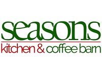 Chef de Partie - Seasons Restaurant, Moors Valley Country Park