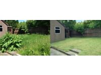 Lawn mowing - Fencing Local gardener - Gardening services - Hedge Grass cutting - Garden tidy up
