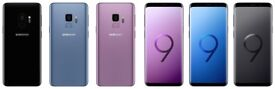Samsung Galaxy S9 G960U G960U1 GSM Unlocked AT&T Cricket T-Mobile Verizon