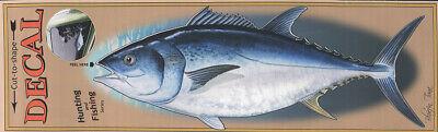 Gray Snapper Profile Decal Bumper Sticker Gifts Men Fishermen Fish Fishing