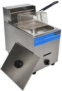 Propane counter top fryer - FREE SHIPPING
