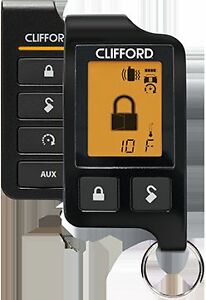 Clifford 4706X 2 way LCD remote starter SALE