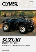 Suzuki Quadrunner 500 Manual