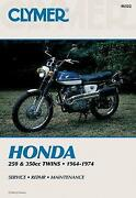Honda CB350 Manual