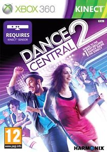 Dance central 2 Xbox kinect