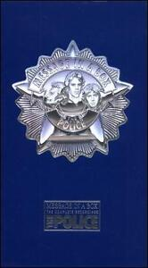 The Police complete Message in a box collection 4 CD