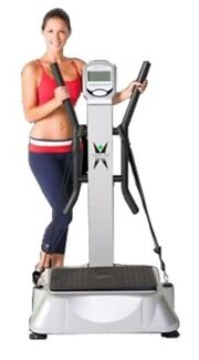 HyperVibe Whole Body Vibration Machine Doubleview Stirling Area Preview