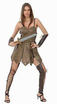 Princess Xena Costume (Warrior Woman Kostüm)