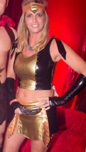Costume guerriere