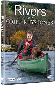 DVD:RIVERS WITH GRIFF RHYS JONES - NEW Region 2 UK