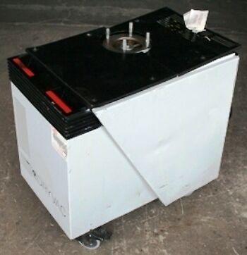 Leybold Type 100p Dry Vac Vacuum Pump Cat 13874