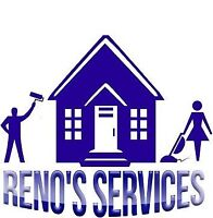 Cleaning Services Reno's