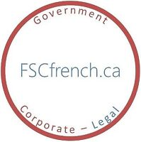 French  for professionals _ Corporate &  Legal