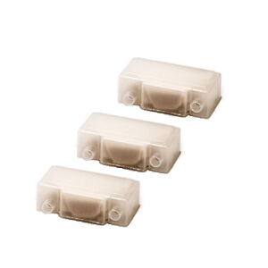 Pack of 3 Antiscale Cartridges for Morphy Richards Steam Generator - Part: 01030