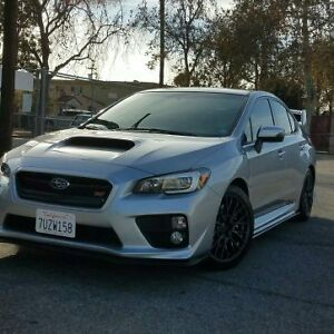 Subaru 2015 WRX STi Bottomline body kit / Lip kit. HTAutos