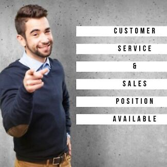 Customer service / sales position available Southport Gold Coast City Preview
