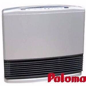 Paloma PJC-15FR Convector Heater Natural Gas Silver or Off White Brookvale Manly Area Preview