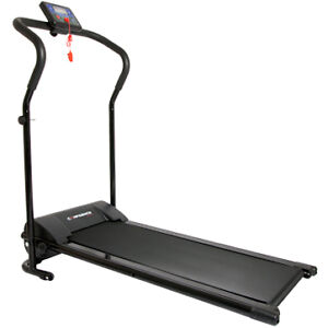 Confidence Power Plus Electric Motorised Folding Treadmill Running Machine