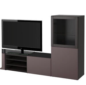 besta buy or sell tv tables entertainment units in toronto gta kijiji classifieds. Black Bedroom Furniture Sets. Home Design Ideas