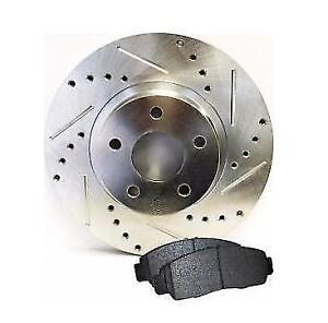 BMW Brakes: OE, Slotted, Cross Drilled Rotors & Brake Pads