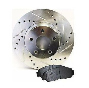 Toyota Brakes: OE, Slotted, Cross Drilled Rotors & Brake Pads