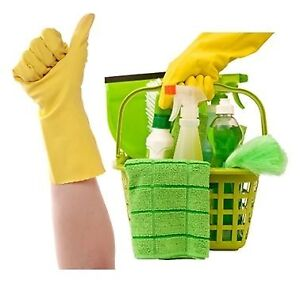 Construction & residential cleaning