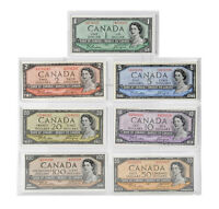 BUYING ALL CANADIAN BANKNOTES , 1935, 1937, 1954 AND UP!!!