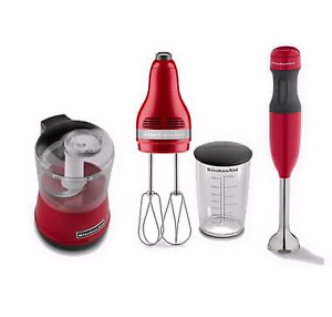 Kitchenaid all 3 piece for 150.00 new