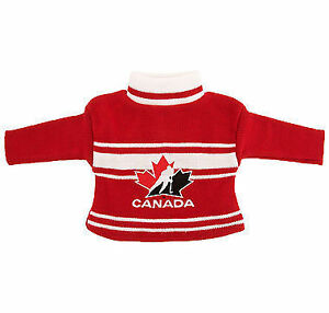 Team Canada Hockey Jersey Kids Toque