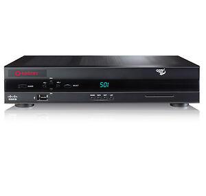Rogers Cisco Nextbox 2.0 500GB HD PVR Explorer 8642HD Cable Box