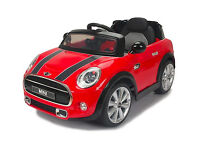 Mini Cooper S Battery Operated Toy Car. Open to reasonable offers.