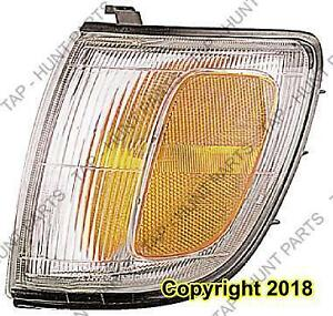 Side Marker Lamp Driver Side Toyota 4Runner 1996-1998
