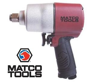 "NEW* MATCO AIR IMPACT WRENCH 3/4"" - 115713145 - AIR TOOL"