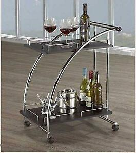 Bar Serving Trolley