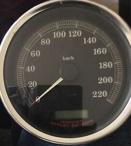 Wanted Metric speedo for a 2002 FLHTC