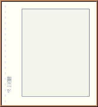 Lindner 802a Blanko-Blätter PERMAPHIL®