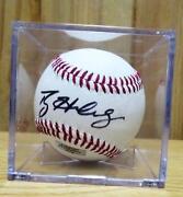 Roy Halladay Signed Baseball