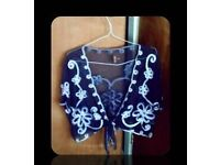 'PHASE EIGHT' - LADIES BOLERO/COVER UP - SIZE 18 - FOR SALE