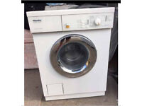 Miele washing machine clean working order FREE DELIVERY