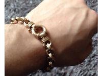 9ct Gold Bracelet, Very Decretive