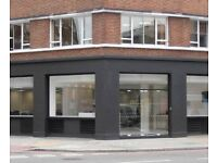 Modern Office Space on Great Eastern Street (EC2A), Serviced and Private