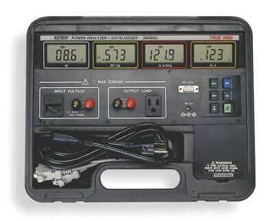 Extech 380803 Power Analyzerdatalogger2000w20a