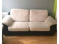 Sofa set 2+3 (or separately) from smoke free & pet free house
