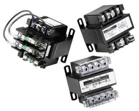 SIEMENS MT0200A Control Transformer,200VA,3.81 In. H