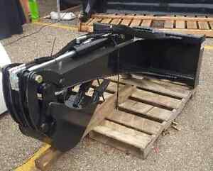 "Jenkins HD 12"" tooth bucket backhoe attachment 6.5' arm"