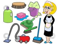 I can help you clean your house giving back your family time