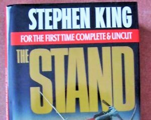 ~~THE STAND ~COMPLETE AND UNCUT ~~ Stephen KING
