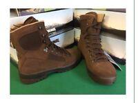 Genuine Meindl Desert Combat boots